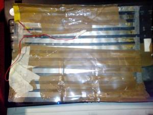 нагревательный элемент емеля 2, после ремонтов